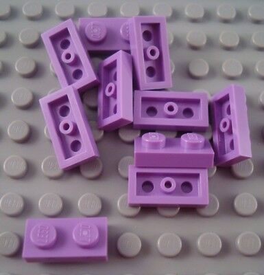New LEGO Lot of 4 Medium Lavender 2x4 Girls Friends Brick Pieces