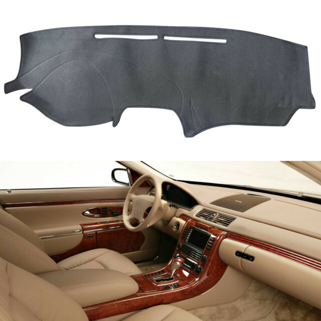 Dark Gray Grey Dash Mat Cover Dashboard Pad Carpet For