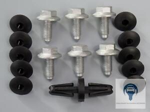 antiempotramiento-Conjunto-De-Reparacion-Clips-Kit-VW-T5-TRANSPORTER-BUS