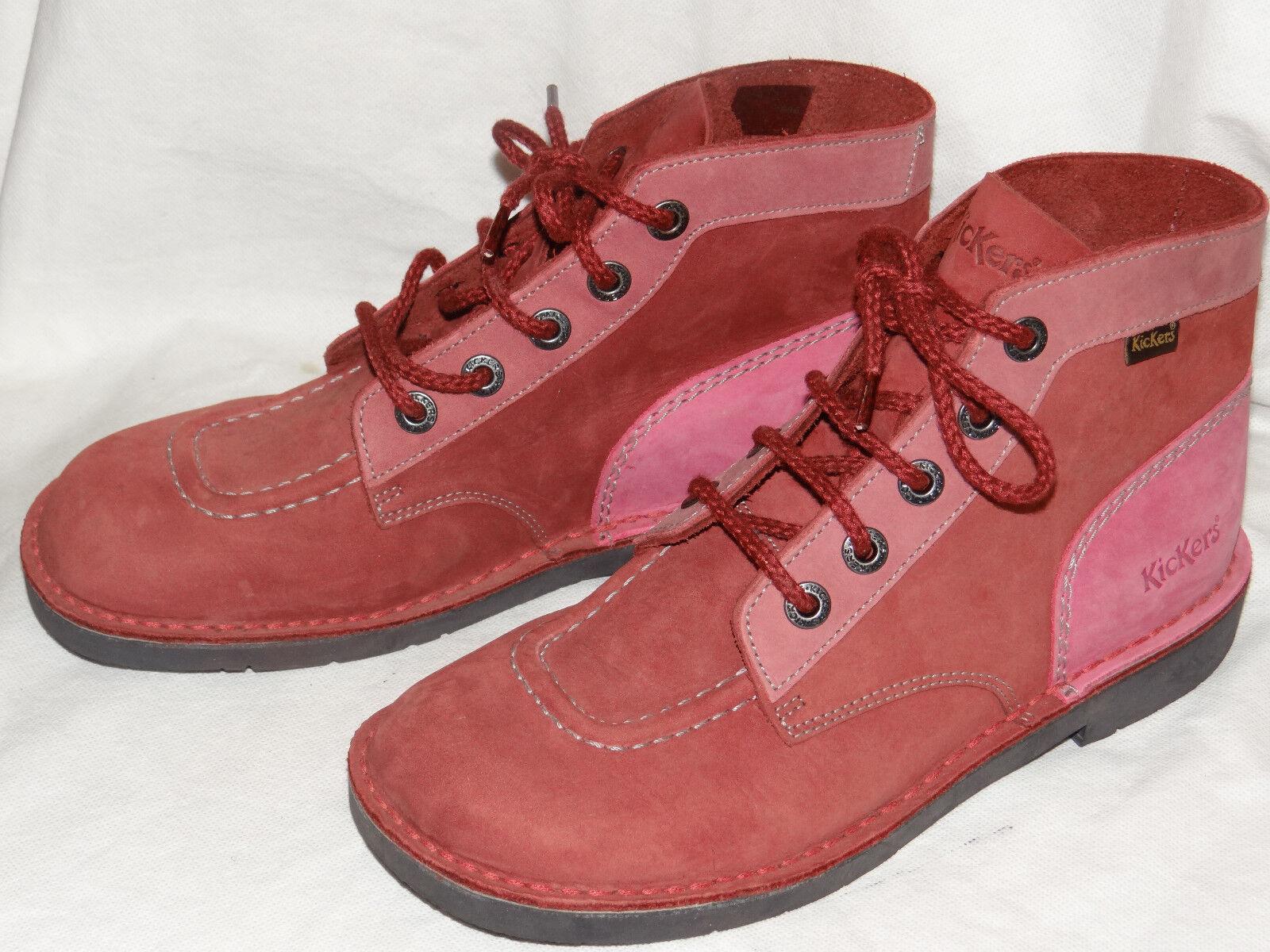 Original Schuhe KICKERS Schuhe Original Stiefel Stiefel Gr.42 Wie Neu b73123