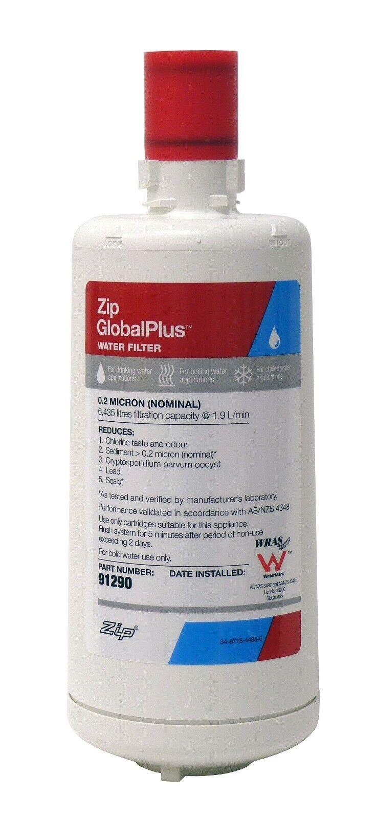 Zip hydrougeap 91290 Global plus Origine Remplacement Eau Purifi Cartouche de filtre