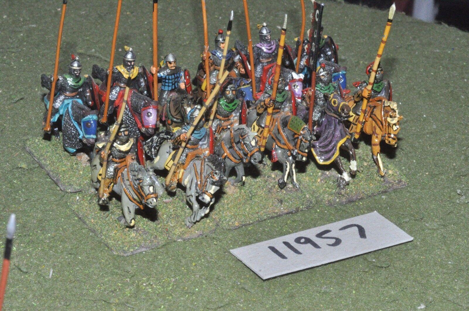 25 mm Dark Ages byzantine-Cavalerie 12 Cavalerie-CAV (11957)