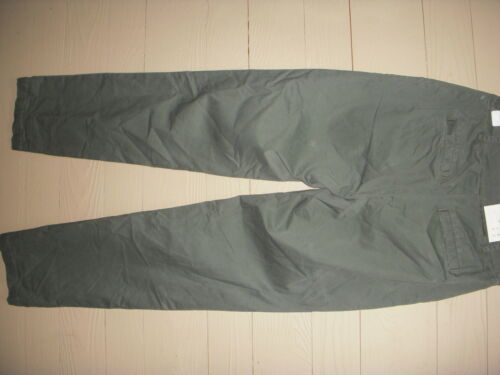 Olive A NEW DAY Women/'s Straight Leg Relaxed Fit Stretch Utility Chino Pants
