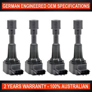 4x-OEM-Quality-Ignition-Coil-for-Mazda-2-DY-1-5L-2005-2007