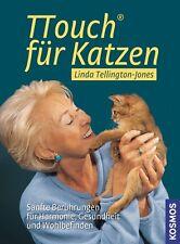 TTouch für Katzen Linda Tellington-Jones