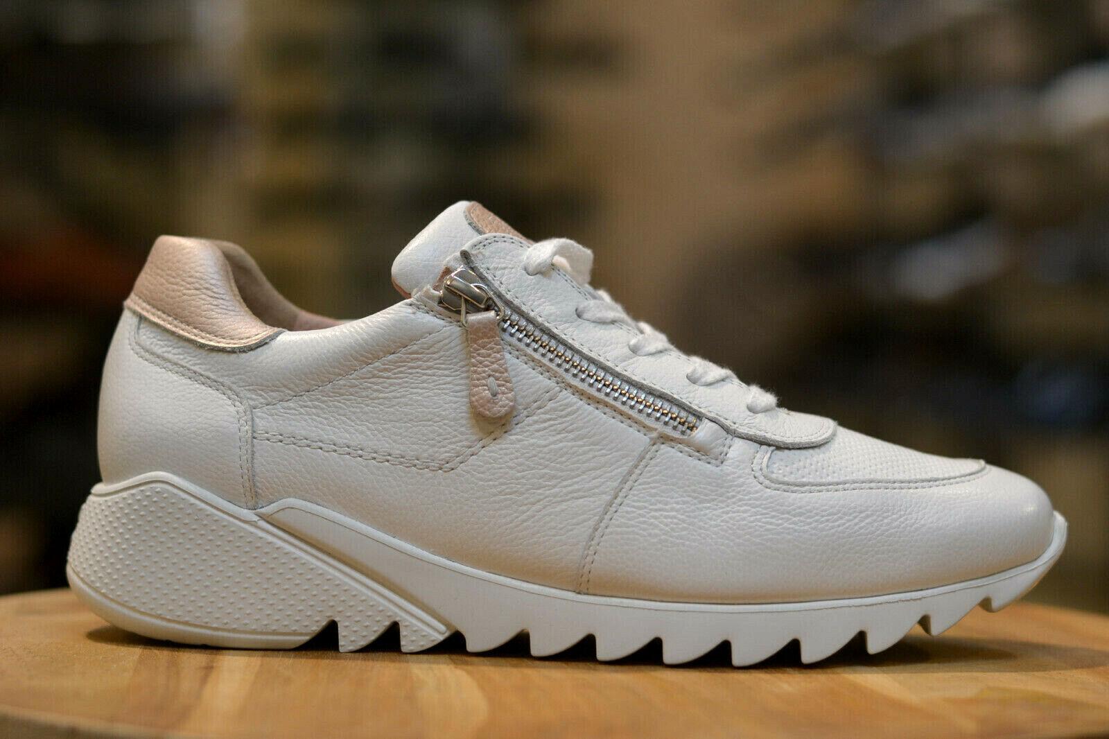 NEU Paul Grün Damen edel Turnschuhe Schnürschuhe Schuhe Rosa