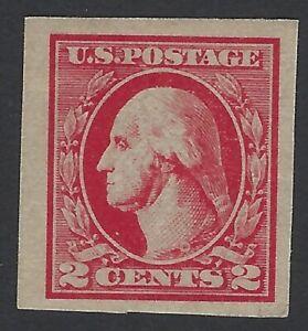 US-Stamps-Scott-532-Type-IV-Imperf-Washington-MH-H-295