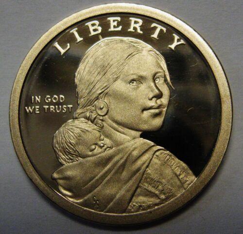 2014-S Sacagawea Native American Dollar Gem DCAM Proof Bargain Priced FREE S/&H