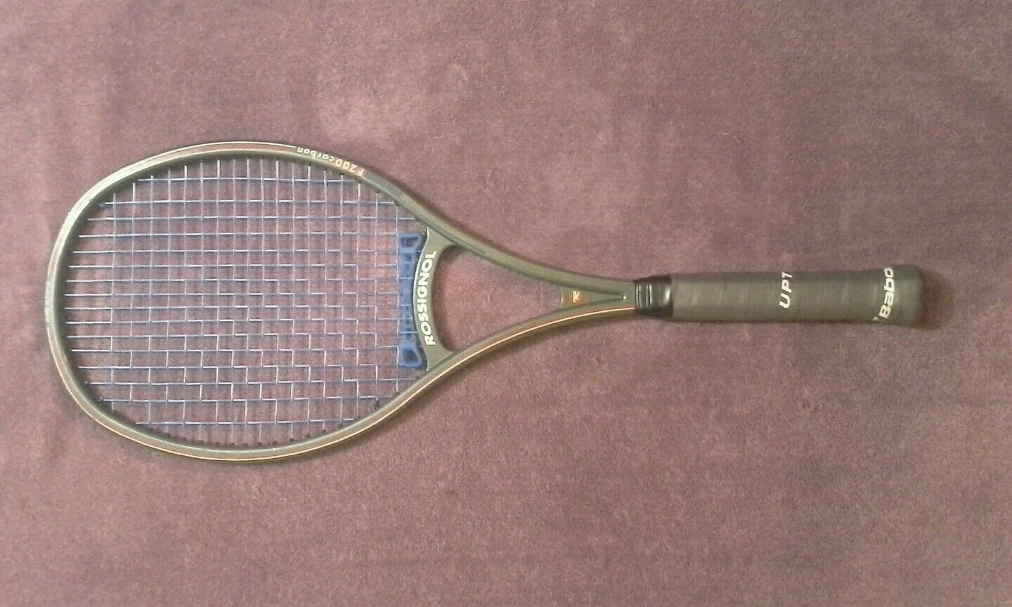 A Rossignol F 200 Midsize in Nice Condition