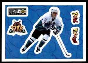 1996-97-Collector-039-s-Choice-Stick-039-Ums-Paul-Kariya-S14