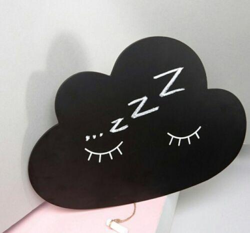 Sass /& Belle Sweet Dreams Cloud Chalkboard