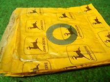 John Deere M2054t Belt Pulley Shim Lot Of 8 Fits 420 430 435 440 1010 Bin83