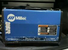 Miller Dynasty 200 Sd Tigstick Welder 907099 Low Hrs And Arc Count