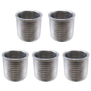 Time-Sert-44123A-M14-x-1-25-x-8-Aluminum-Spark-Plug-Washer-Insert