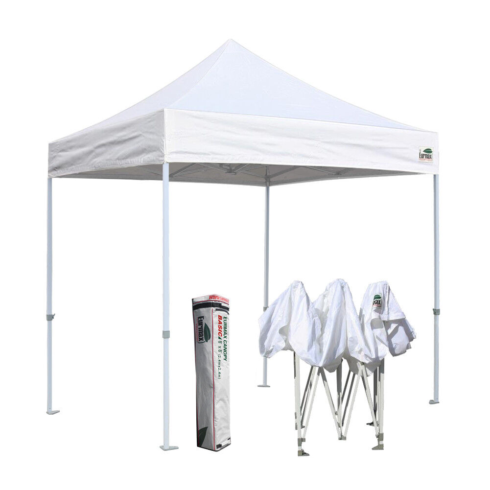 Eurmax 8x8 Portable Event Canopy Water-proof Party Tent Shade(Select color)