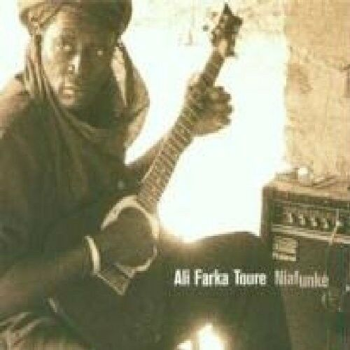 ALI FARKA TOURE - NIAFUNKE  CD NEU
