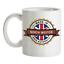 Made-in-Nord-Weston-Mug-Te-Caffe-Citta-Citta-Luogo-Casa miniatura 1