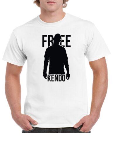 DIOS DEL rap Free Kendo Kaponi T Shirt