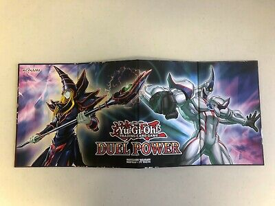 Two-Sided Hard Playmat//Playboard Yugioh Legendary Collection 4 Yu-Gi-Oh!
