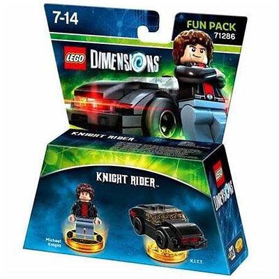 LEGO Dimensions Fun Pack 71286 Knight Rider Neu & OVP Sofort Lieferbar