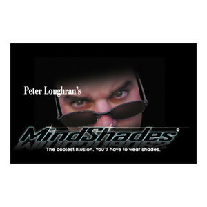 Mindshades Par Peter Loughran - Jeux de magie du mentalisme