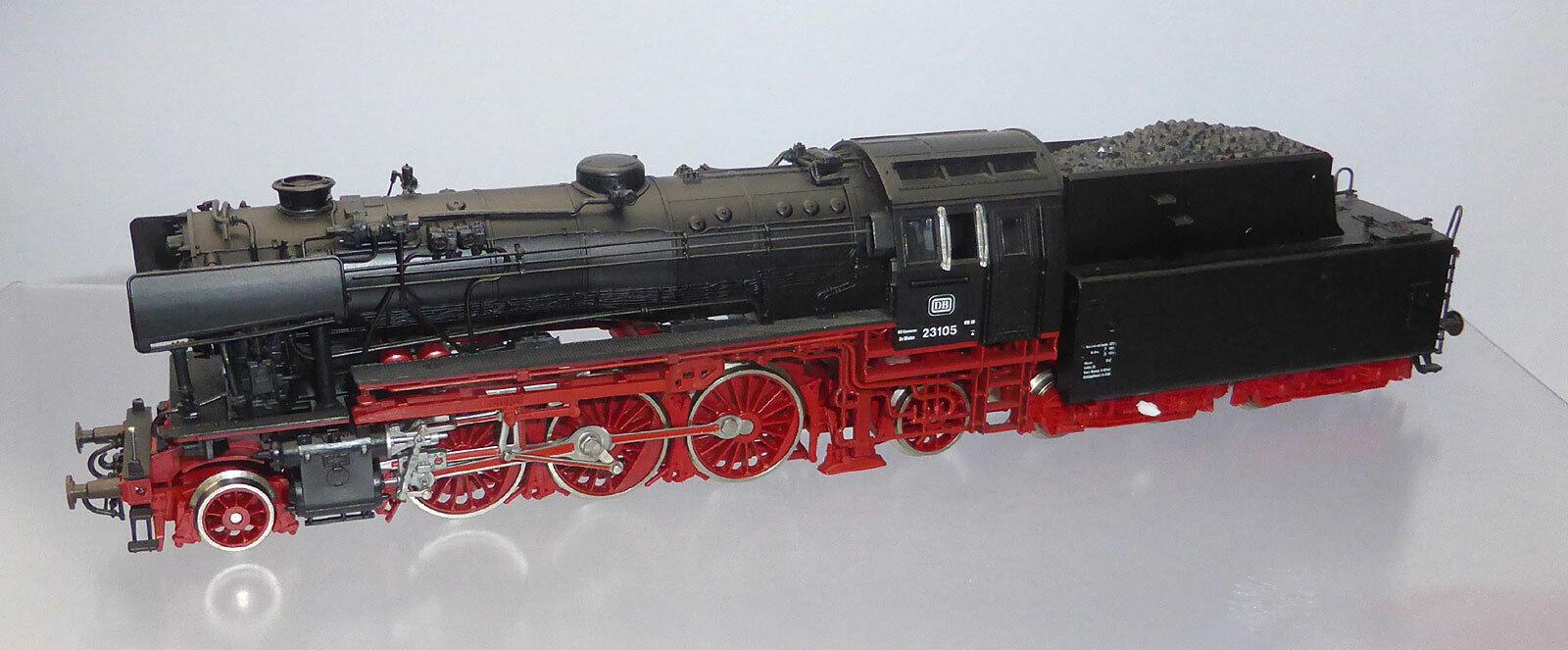 Roco 04120; schlepptenderlok 23105 db j087