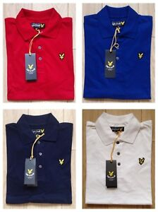 Lyle-and-Scott-Short-Sleeve-Polo