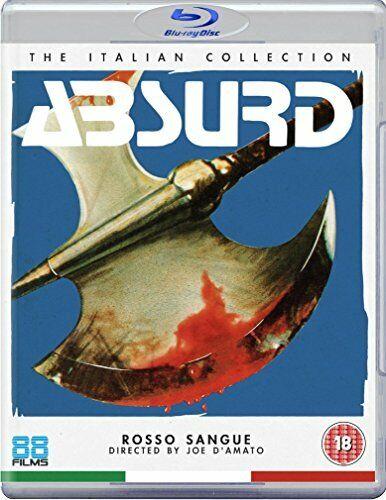 Absurd Blu-ray