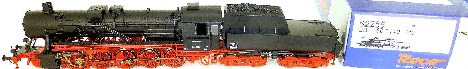 BR 50 3140 Dampflok DB Wannentender DSS KKK Ep3 Roco 62255 H0 1 87 OVP NEU KC1