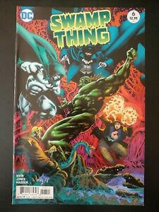 SWAMP-THING-6-2016-DC-Comics-VF-NM-Comic-Book