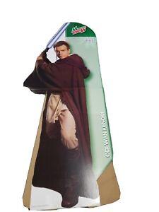 New Vintage  1999 Star Wars TPM Episode 1-7' Obi Wan Kenobi 7' Standee