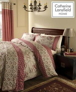 Catalina-Lansfield-de-Cachemira-200-hilos-de-algodon-ricos-duvet-quilt-Cover-Set