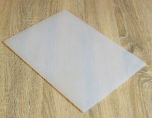 Silicone-Rubber-297mm-x-210mm-x-3mm-A4-SIZE-semi-clear-Rubber-Stamp-FREE-POST