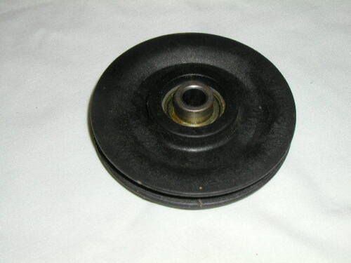 Used Weider Pro 4950 System Replacement Part No 48 90mm Pulley