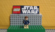 "STAR WARS LEGO LOT  MINI FIGURE--MINI FIG--""  HAN SOLO -- 7879    """