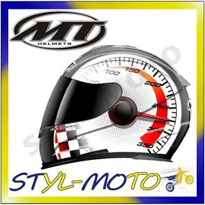 CASCO-MOTO-SCOOTER-HELMET-INTEGRALE-MT-ABS-THUNDER-LIGHTING-MAX-POWER-TAGLIA-XL