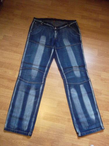 c513 Designer Herren Jeans Hose Worker BIG-J Übergröße 36//38 XXXL
