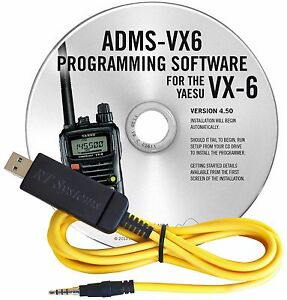 Foro URE :: Tema: actualizar software de yaesu