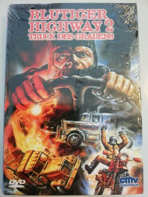 Blutiger Highway 2 - Truck des Grauens (2006) DVD NEU UND OVP SAMMLERSTÜCK