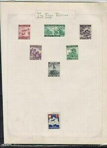 poland & norway stamps page ref 17341