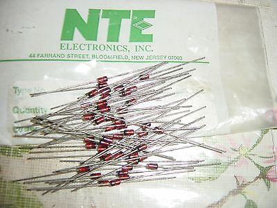 NTE5037A 36VOLT 1//2WATT ZENER DIODES REPL ECG5037A 10//PKG