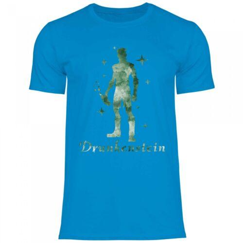 Royal Shirt a57 T-Shirt Hommes drunkensteinDrunk Fête Discothèque Funshirt alcool