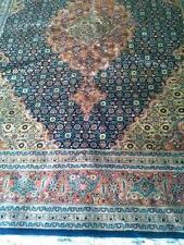 Traditional Hand Knotted New Zealand Luxury Wool Tabrez Mahi Area Rug 9x12