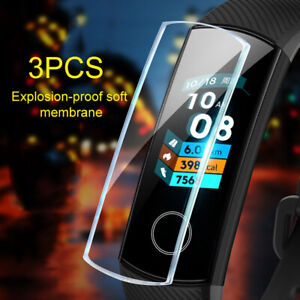 HO-3PcsCover-For-Huawei-Honor-Band-5-TPU-Protective-Film-Screen-Protectors-Hydr