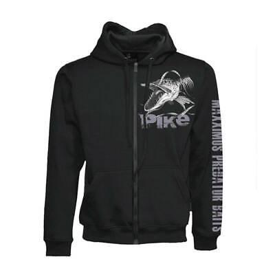 VF Angry Skeleton Pike Hoody Jacket schwarz jede GrößeTeambekleidung Pike Hoodie