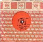 "JOHNNY CASH - COUNTRY TRASH - RARE 7"" 45 VINYL RECORD - 1972"