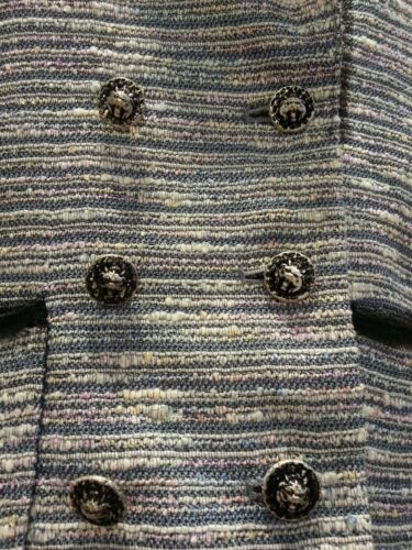 Nuova Tweed Special Antropologia Con Today's 10 Blazer Giacca Etichetta Coquille rYrFPw