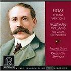Elgar: Enigma Variations; Vaughan Williams: The Wasps; Greensleeves (2013)