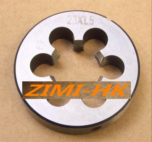 23mm x 1.5 Metric Right hand Die M23 x 1.5mm Pitch 1pcs The high quality