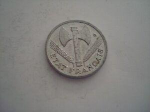 Frankreich, Vichy-Regime, - 50 Centimes 1942 - Mosbach, Deutschland - Frankreich, Vichy-Regime, - 50 Centimes 1942 - Mosbach, Deutschland
